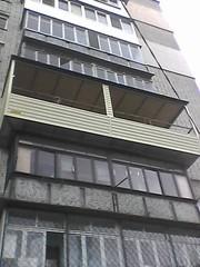 Ремонт,  расширение,  утепление балконов